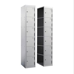 EURO Locker Single Column 6 Door Starter / Add On