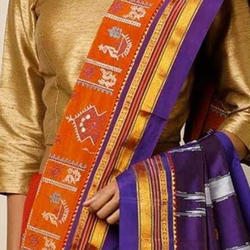 Trendy Cotton Saree, 6 M