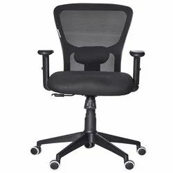Fonzel 1820117 Missouri Medium Back Mesh Office Chair