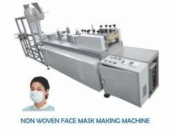 Surgical Face Mask Automatic Machine 1+1