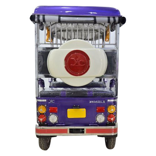 Yatri & Deluxe 5 Yatri E Rickshaw