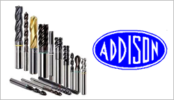 ADDISON Solid Carbide SOLIDE CARBIDE DRILL