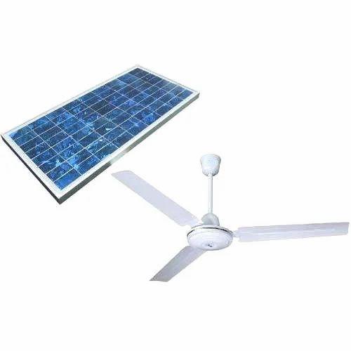 25 watt solar power ceiling fan at rs 2500 piece new vatva 25 watt solar power ceiling fan aloadofball Gallery