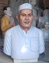 Marble bust Human Statue