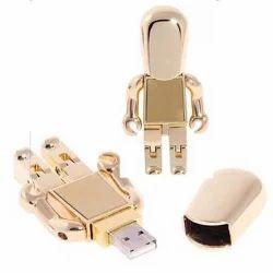 Card pen drive manufacturers robot shape pen drive reheart Choice Image