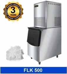 Commercial 500kg/day Ice Flaker Machine