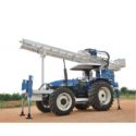 Jay Ambe Industries Borewell Tractor Drilling Machine