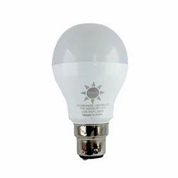 6 W - 10 W 9 W Kurkhade 9W LED Bulb, 6500K