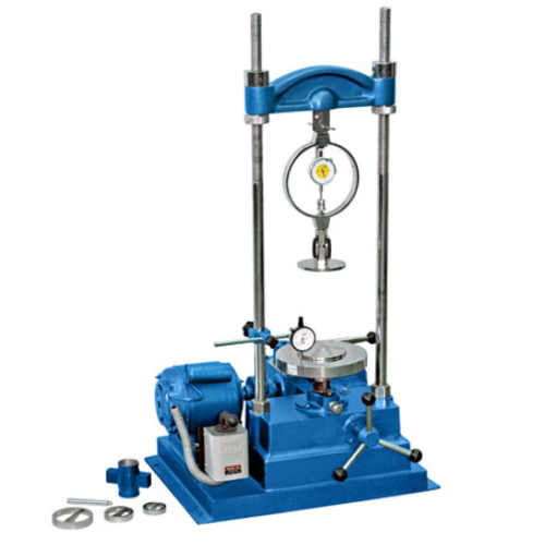 Soil Testing Equipments - Brazilian Test Apparatus Exporter from Ambala