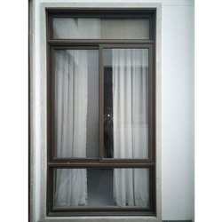 Sliding Aluminium Casement Window, Size/Dimension: 5 X 9 Feet