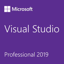 Microsoft Visual Studio Professional 2019 Software