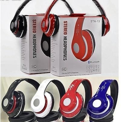 Bluetooth Stereo Headset Stn 10 Over Ear At Rs 1200 Set ब ल ट थ स ट र य ह डस ट M S Kishor Auto Tread Kolkata Id 19082334855