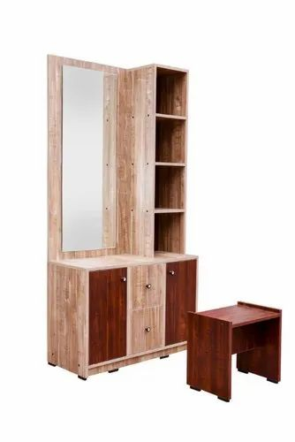 RMG Wooden Dressing Table, for Home
