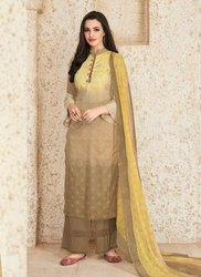 Kesari Exports Pure Jam Cotton Plus Size Printed Suits