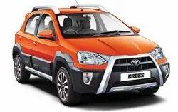 Petrol Etids Cross Toyota Car