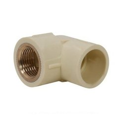 CPVC Brass Pipe Elbows