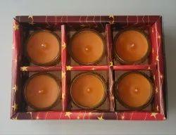 Diwali Glass Diya Candles