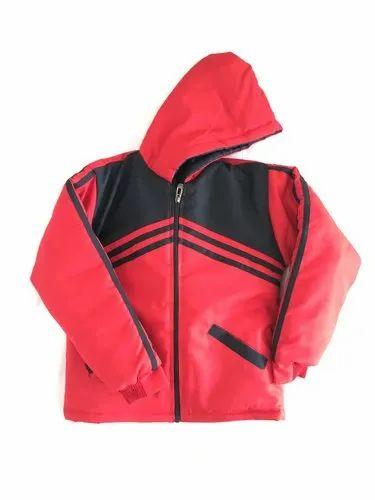 Hooded Jackets For School Uniform