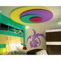 Kids Room Gypsum False Ceiling Services