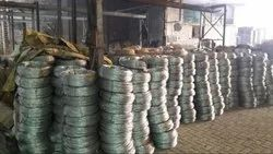 Galvanized Stay Wire 7/10 SWG, For Industrial