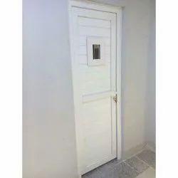Hinged Casement White UPVC Door