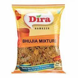 Dira Namkeen Besan Bhujia Mixture Namkeen, Packaging Size: 150 Gm,400 Gm,500 Gm, Packaging Type: Pouch