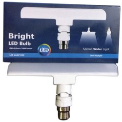 T-Shaped Cool daylight 10 Watt LED T Bulb