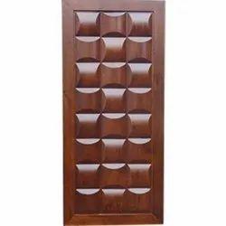 Swing PVC Foil Wooden Flush Doors, Thickness: 30 - 35 mm