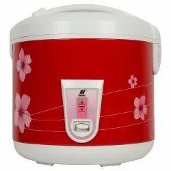 1100 Watt Poweronic Rice Cooker, For Home,Restaurant, Capacity: 2 Litre