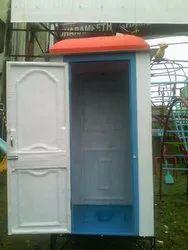 Fiber Toilet Cabin