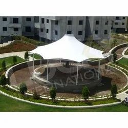 Outdoor Modular Tensile Structure