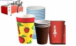 Disposable Printed Paper Cup Making Machine