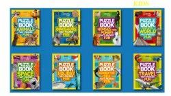 National Geographic Kids Puzzle Books