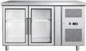 Horizontal Refrigerator Freezer