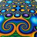 Digital Print Tent Carpet