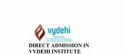 Direct Admission In Vydehi College