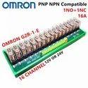 Relay Card Omron 2Channel 4 Channel 8 Channel 16 Channel