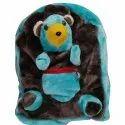 Sky Blue Teddy Bear Kid Bag