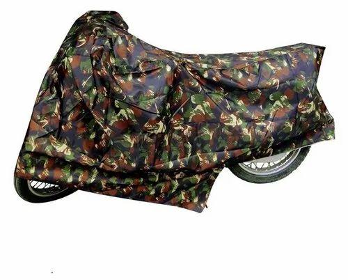 Jungle Bike Cover