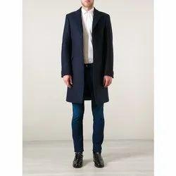 Full Sleeves Cotton/Linen Mens Overcoats