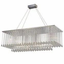 11066 LED Jaquar NOVA Modern Glass Tube Chandelier Light for Decoration