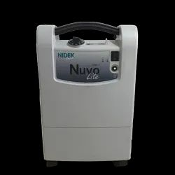 Nidek Nuvo Lite Oxygen Concentrator, 0.125 to 5 LPM