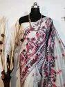 Handloom Handwoven Kalamkari Cotton Sarees