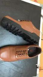 TSF Police Shoe Tan Colour