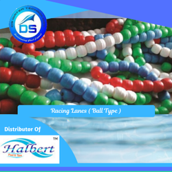 Racing Lanes ( Ball Type )