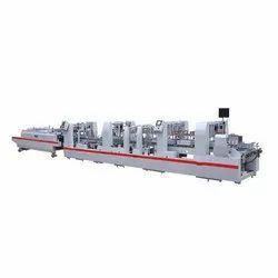 Industrial Folder Gluer Machine