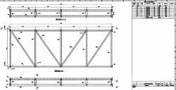 Steel Frame Drawings