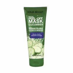 Third Party Manufacturing Cucumber Peel Off Mask
