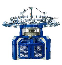 Double Jersey Circular Knitting Machine