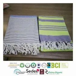Organic Cotton Fouta Baby Towels